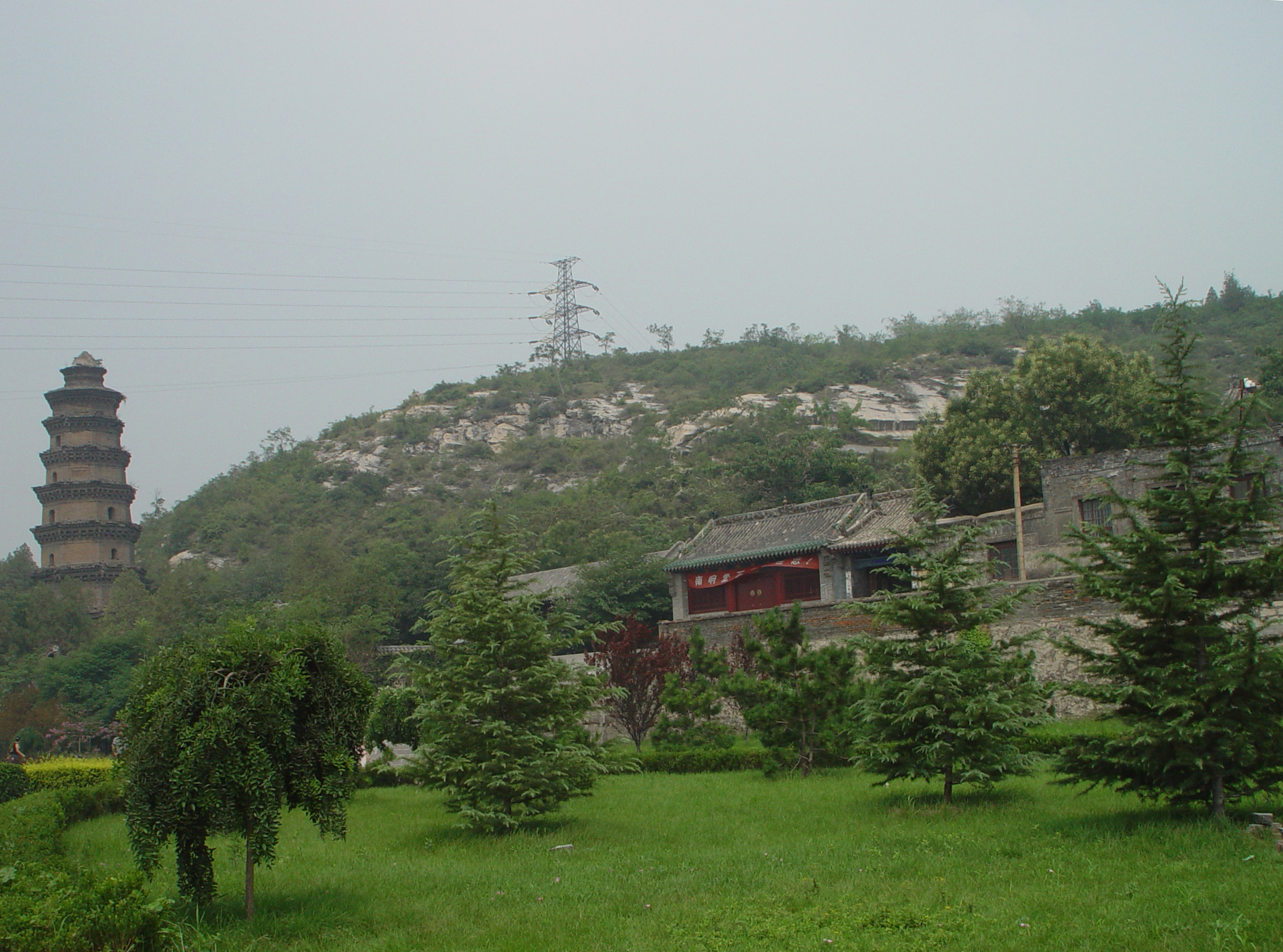 South Site Xiangtangshan Cave Complex